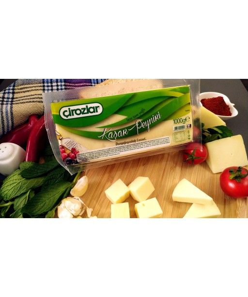 1000 gr Tam Yağlı Taze Kaşar Peyniri