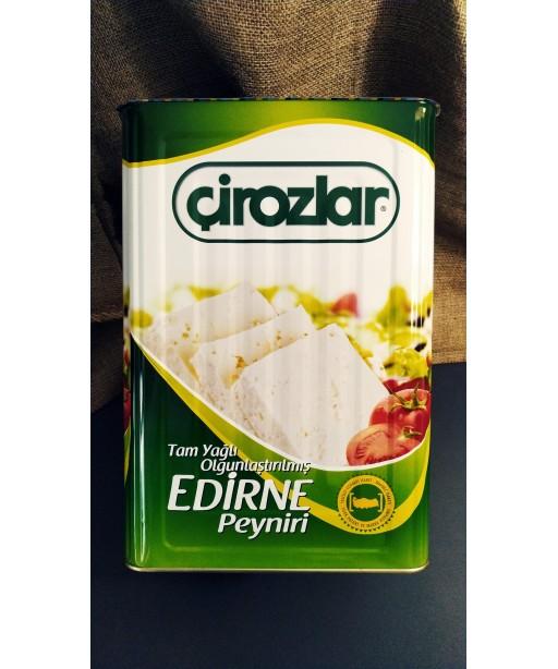 17 Kg Tam Yağlı Keçi Peyniri (Çirozlar)