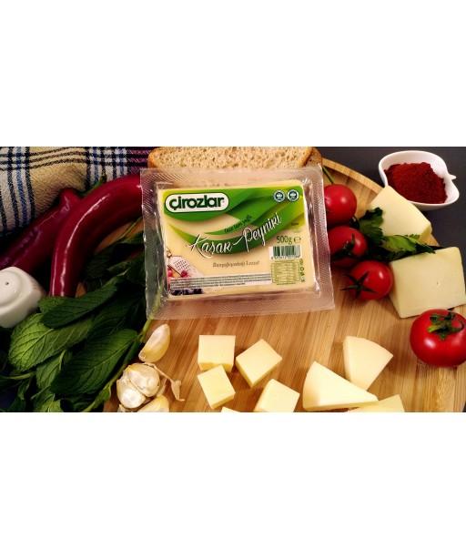 500 gr Tam Yağlı Taze Kaşar Peyniri