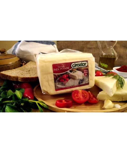 650 gr Yumuşak Tam Yağlı İnek Peyniri (Olgunlaştırılmış)